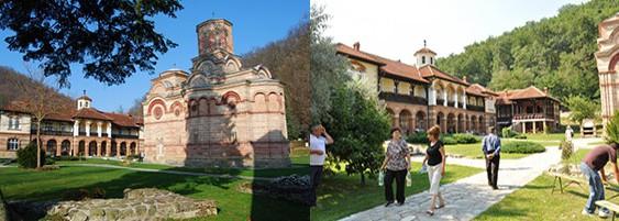 Manastiri centralne Srbije privlače turiste jedinstvenom arhitekturom