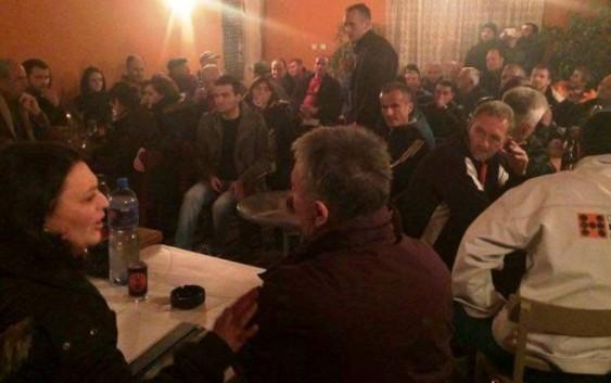 SNS poručio: Promene u Levču više niko ne može da zaustavi!