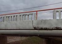 Most na reci Dulenki u Rekovcu ruiniran!