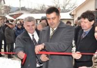 Pomoćnik ministra prosvete otvorio kuhinjski blok u Rekovcu