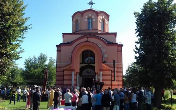 Hramovna slava i 83 godine od osvećenja crkve Sv. Romana