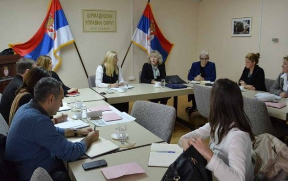 Centralna Srbija zajedno na Sajmu turizma