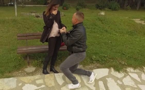 O OVOME PRIČA CELA SRBIJA: Verenički prsten doleteo dronom!