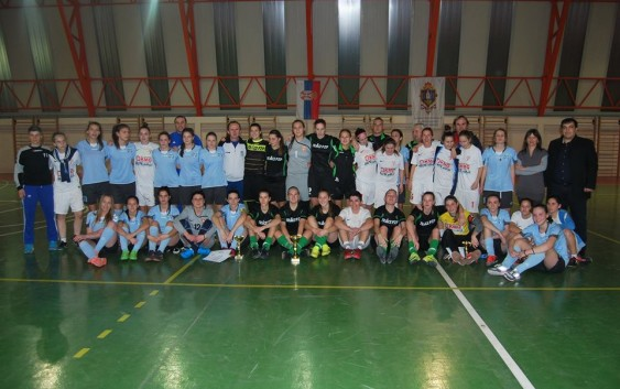 Rekovac: Završen turnir u malom fudbalu za devojke