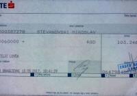 BRAVO: Levčani sakupili 103.246 dinara za Teodoru!
