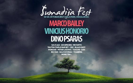 Startuje druga faza prodaje kompleta ulaznica za ŠUMADIJA FEST 2017