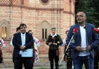 Nedimović otvorio 49. Levački sabor, kiša prekinula program