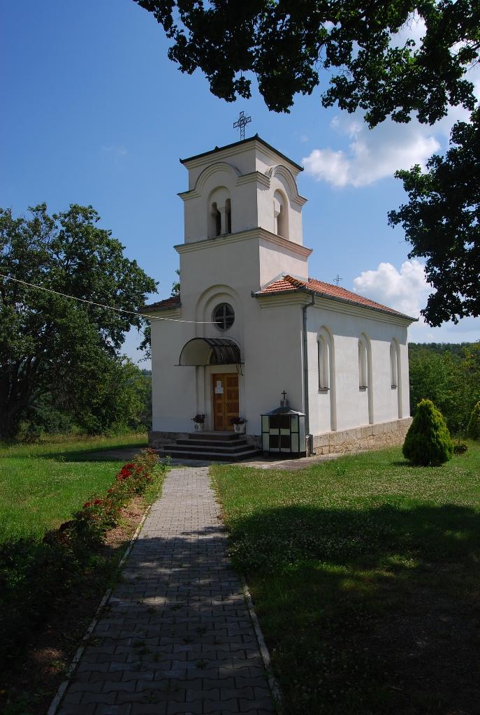 Crkva u selu Siljevica