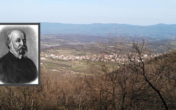 Putovanje Feliksa Kanica kroz Levač!