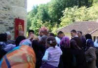 Obeležena slava Sveti Nikola u manastiru Manastirku!