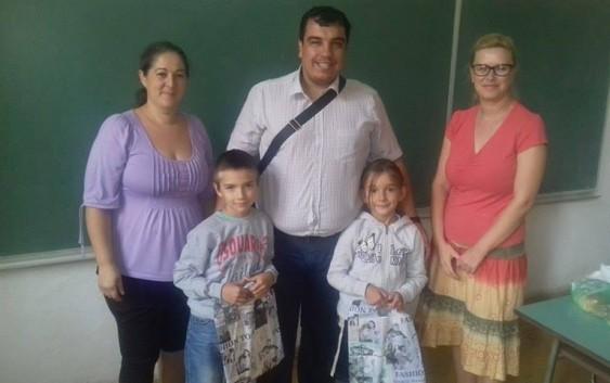 U prvi razred pošlo 69 učenika u Levču!