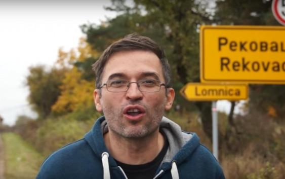 Marka Žvaka – UFOlog iz Rekovca (VIDEO)