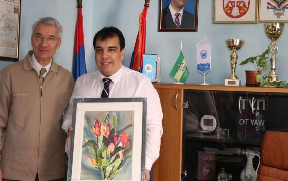 Uručena nagrada Rekovcu
