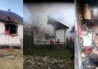 UŽAS U BEOČIĆU: Izgorela kuća porodice Kazić