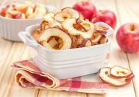 Čips od jabuke – made in Rekovac