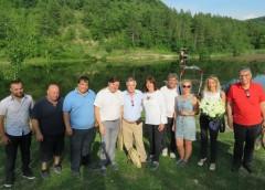 Ambasador Belgije u turističkoj poseti Levču