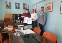 Ambasada Danske poklonila projekat Rekovcu