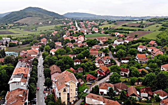 Danci grade kanalizaciju u Rekovcu